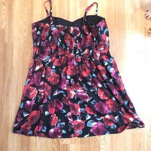torrid Dresses - Torrid Plum Flower Dress